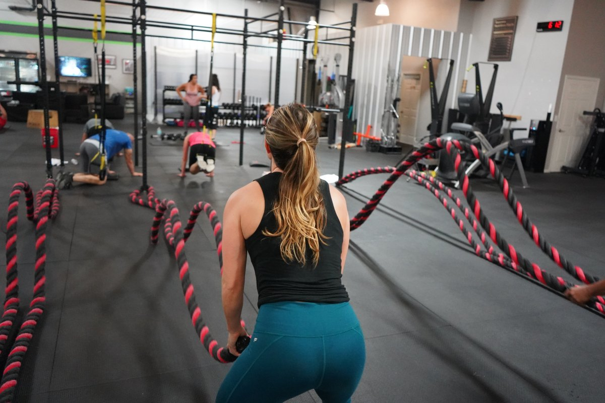 LifeHappy Chats: An Interview With a PersonalTrainer